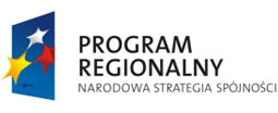 Program REgionalny - logo